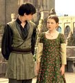 Edmund and Lucy Pevensie