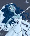 Emily - corpse-bride fan art