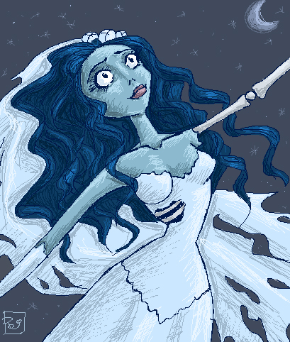 Emily - Corpse Bride Fan Art (32210811) - Fanpop