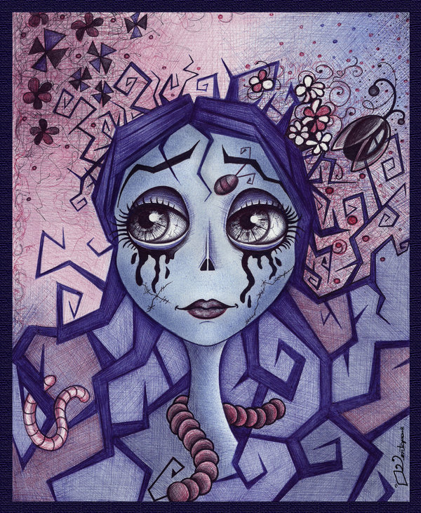 Emily - Corpse Bride Fan Art (32269903) - Fanpop