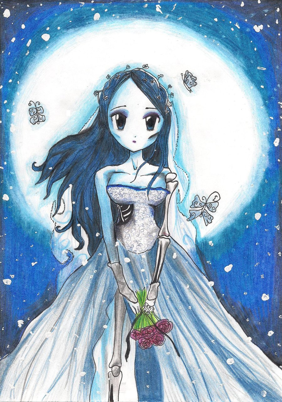 Emily - Corpse Bride Fan Art (32269909) - Fanpop