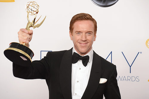 Emmy Winners: Damian Lewis, Homeland Lead Actor in a Drama