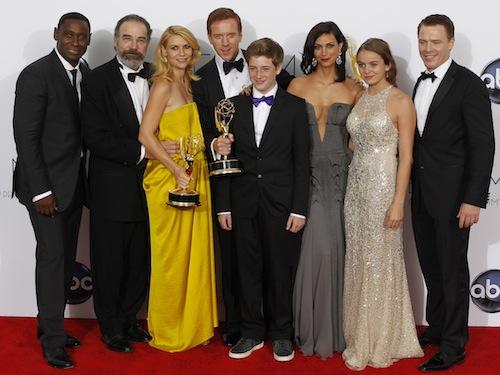 Emmy Winners: Homeland Outstanding Drama Series