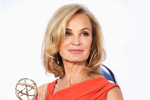 Emmy Winners: Jessica Lange, American Horror Story Supporting Actress in a Miniseries/TV Movie