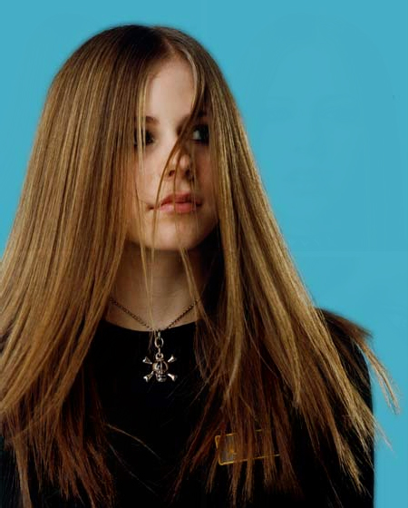 Avril Lavigne Entertainment Weekly 2002