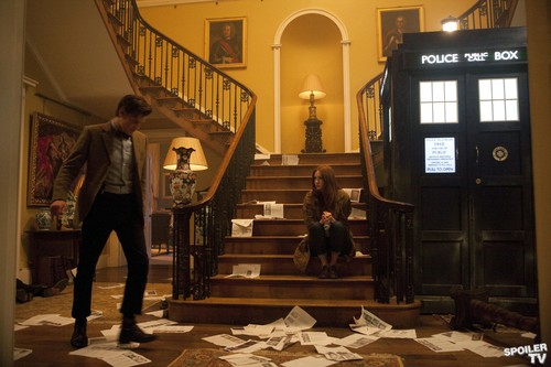 Episode 7.05 - The Angels Take Manhattan - Promo Photos  - doctor-who Photo