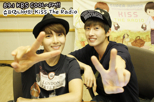 Eunhyuk and Ryeowook @ Sukira Update 09/18 (OFFICIAL)