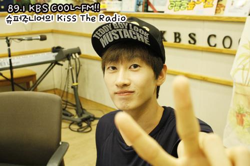 Eunhyuk at Sukira (09-18-2012)