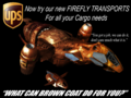 FIREFLY TRANSPORTS - firefly fan art