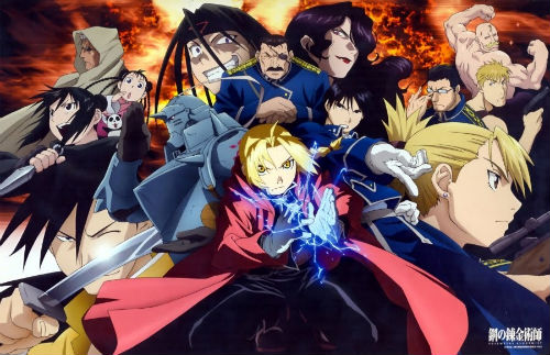 Full Metal Alchemist achtergrond containing anime entitled FMA