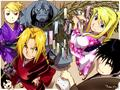 FMA - full-metal-alchemist wallpaper