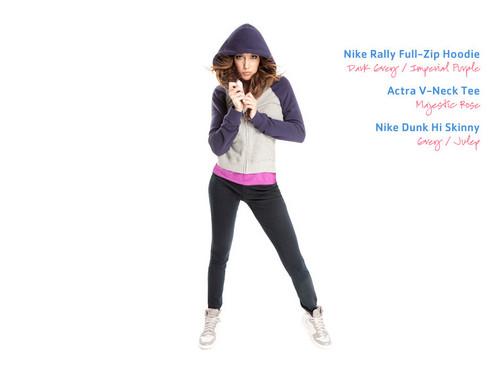 Fall Lady Foot Locker Style Guide