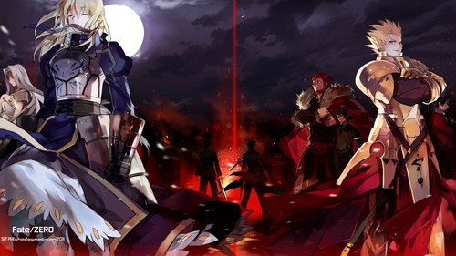 haremaster99 वॉलपेपर titled Fate Stay Night