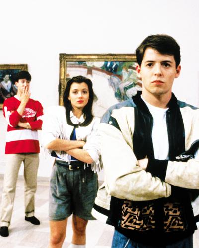 Ferris Bulers ngày Off