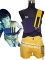 Final Fantasy VII Yuffie Kisaragi Cosplay Costume - final-fantasy photo