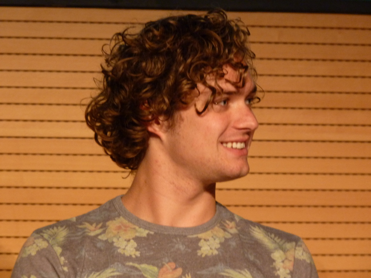 Finn Jones @ 2012 Wales Con