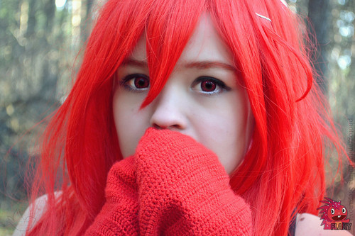Flaky Cosplay