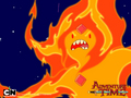 Flame princess 壁纸