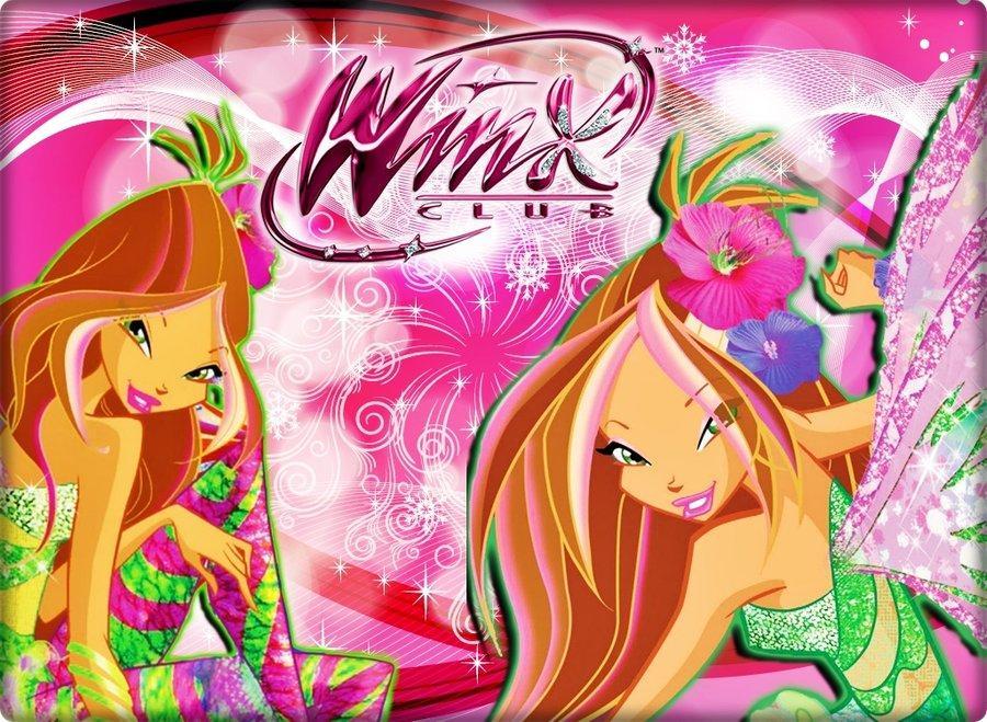 Винкс клуб обои за 2012 и мои рассказик!