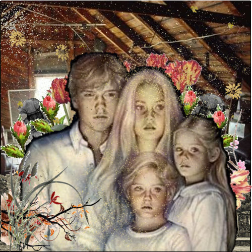 V.C. Andrews images Flowers in the Attic is this a stepback? wallpaper and background photos