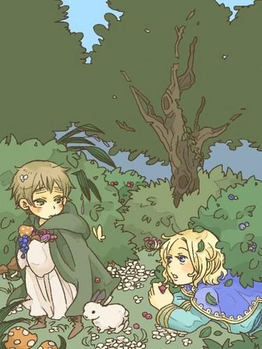 France & England Kids