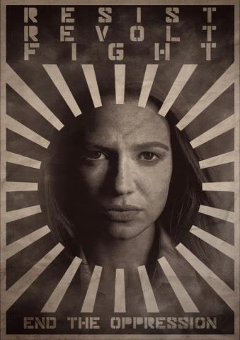 Fringe New Poster