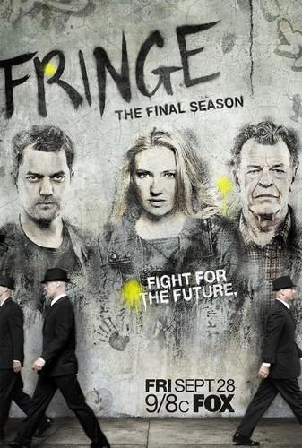 Fringe season 5 poster