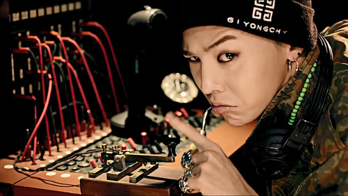 G Dragon Crayon