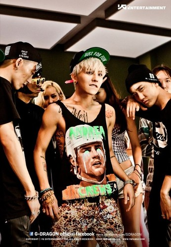 G Dragon Crayon - g-dragon Photo