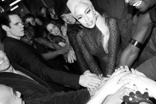 Gaga سے طرف کی Terry Richardson
