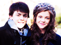 Georgie Henley and Skandar Keynes - georgie-henley-as-lucy-pevensie photo