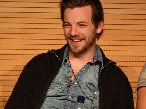 Gethin Anthony @ 2012 Wales Con