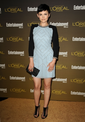 Ginnifer Goodwin at the 2012 Entertainment Weekly Pre-Emmy Party