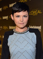 Ginnifer Goodwin at the pre-party Emmy's