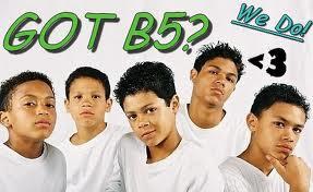Got B5