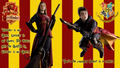 Gryffindor's bituin Quidditch Couple