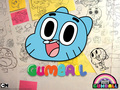 Gumball sketchbook - random wallpaper