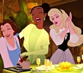 Happy birthday Belle! - disney-crossover photo
