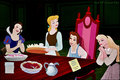 Happy birthday Belle - disney-crossover photo