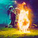 Harry Potter and the Goblet of Fire: Graveyard Scene - layla-fly icon