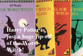 Harry Potter is just a rip off - harry-potter-vs-twilight fan art