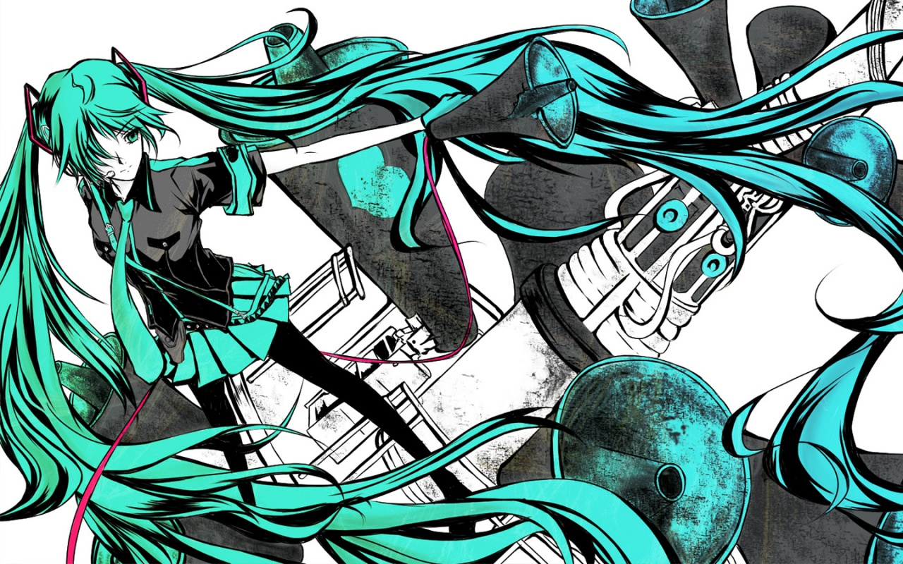 Hatsune Miku (love is war)
