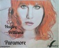 Hayley Williams Drawing - paramore fan art