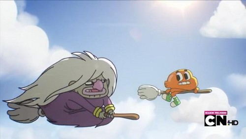 Hecter's mom from Gumball