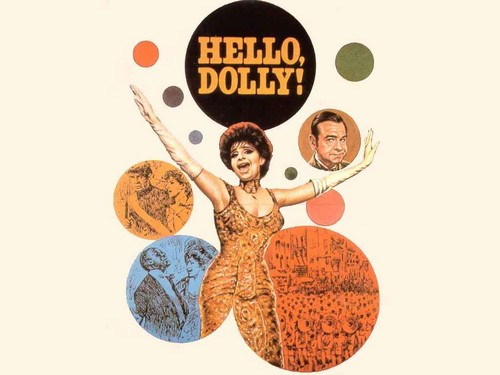 Hello Dolly ! movie poster