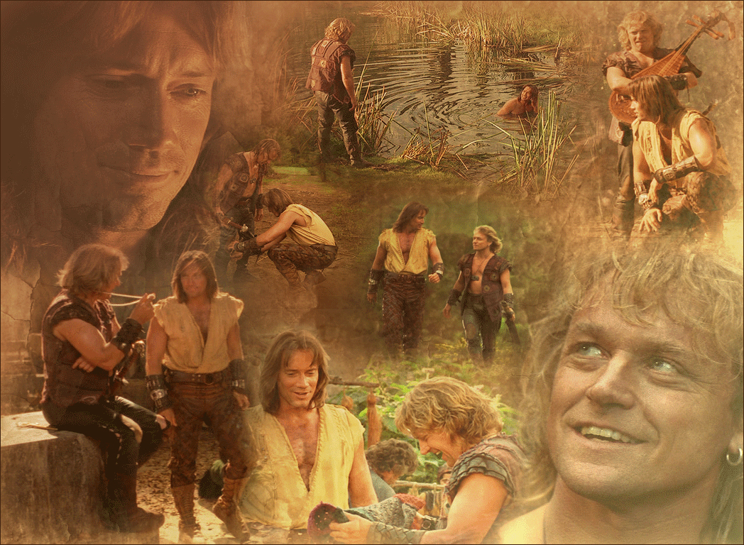 Hercules and Iolaus images Hercules and Iolaus