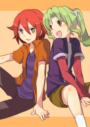 Hiroto & Midorikawa
