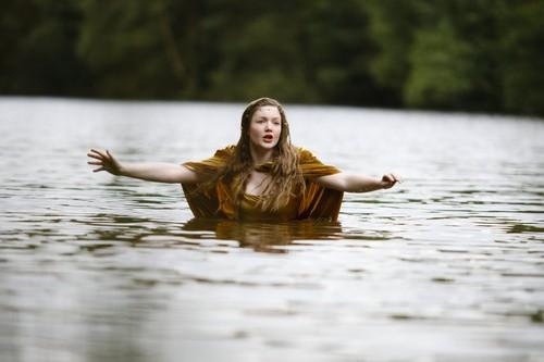 Holliday as Sophia in Merlin BBC