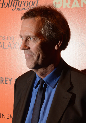 "Hugh Laurie wallpaper possibly containing a business suit entitled Hugh Laurie- ""The Oranges"" New York Screening 14..09.2012"