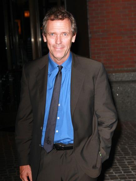 "Hugh Laurie- ""The Oranges"" New York Screening 14.09.2012"